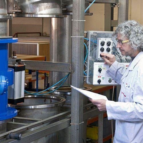 Calibración de equipos de medición de caudal y nivel