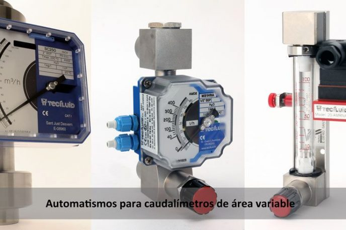 Automatismos_caudalimetros_area_variable_Tecfluid