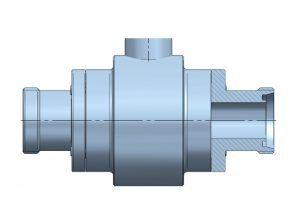 Electromagnetic-flowmeter-Flomid-1FX-DIN11851-tecfluid