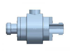 Cabalimetre-electromagnetic-Flomid-7FX-ISO-2853-tecfluid