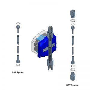 M21-flowmeter-1-4inch-damping-system-Tecfluid