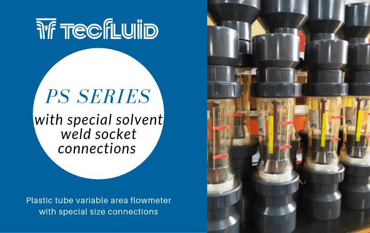 Variable_area_flowmeter_PS_solvent_weld_socket_connections_Tecfluid